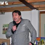 L'humour était également présent avec Michel Angély, Comédien de profession actif en ce moment d'ailleurs ce 23 avril 2014 vous pourrez le voir dans Marbie, star de Couillu les 2 Eglises